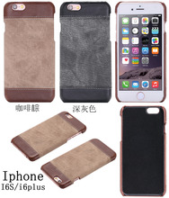 2016 HOT For iPhone6 6S High Quality Shockproof Phone Bags For iPhone6 6S Case Fashion Cowboy Style Jeans Phone Back