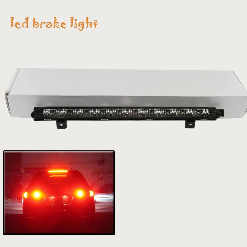 Mini LED 3rd Brake Lamp For MINI R56 LED Brake Light  Free Shipping 12v Red Color Tail Lamp<br><br>Aliexpress