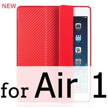 Для iPad Air 2 Air 1 чехол 2018 9,7 Funda силиконовый мягкий задний 2017 из искусственной кожи смарт-чехол для iPad 2018 6th поколения Чехол(China)