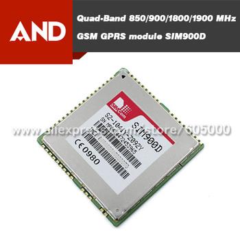 Free shipping SMT type GSM/GPRS module SIM900D,SIM900D