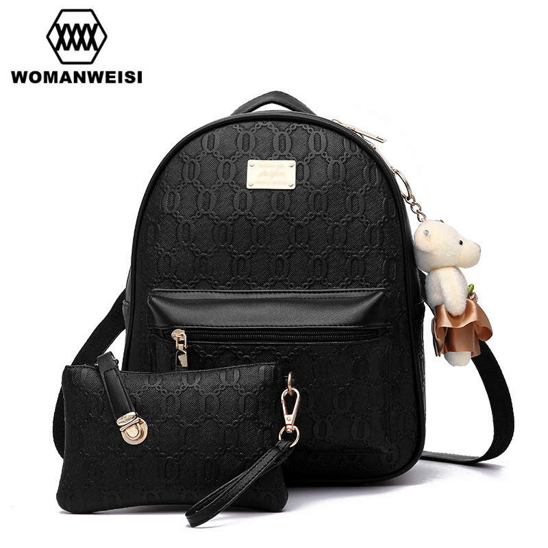 High Quality Backpack Purse Leather-Buy Cheap Backpack Purse ...