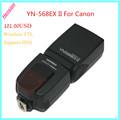 Yongnuo YN 568EX II YN568EX II Wireless TTL HSS Flash Speedlite For Canon 6d 60d 550d