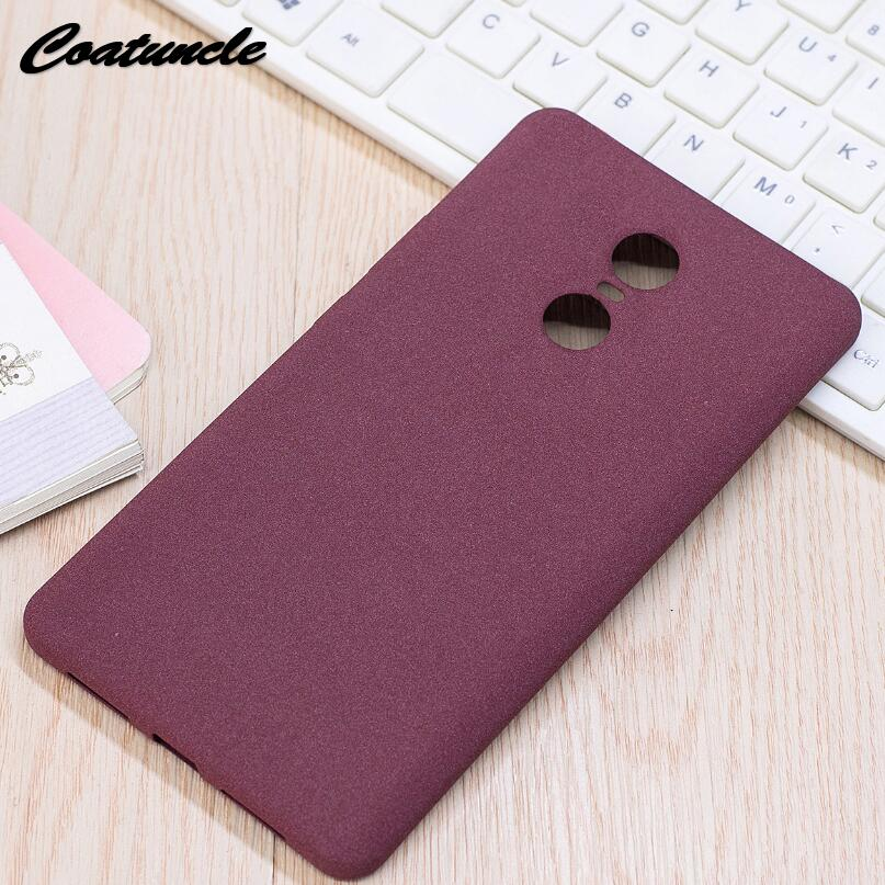 Soft TPU Case sFor Fundas Xiaomi Redmi Note 4X Frosted Silicone Protective back cover xiaomi redmi note4xfull cover shell