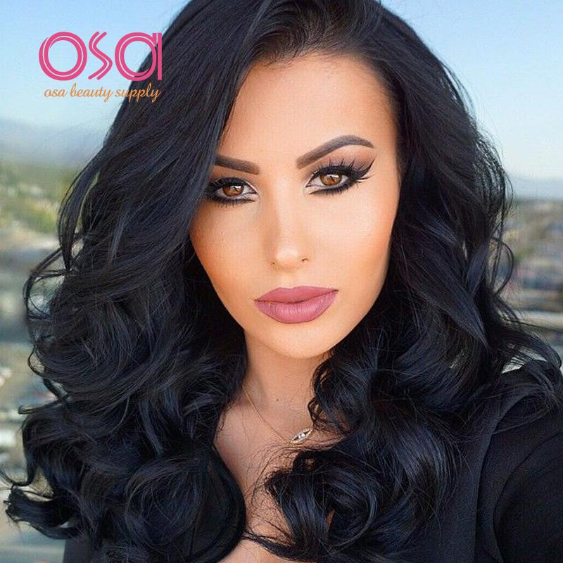 Peruvian Loose Wave Virgin Hair Bundles 3 Tight Weave Bundles Wet and Wavy Human Hair Wigs Hair Extensions Modern Show Hair Star