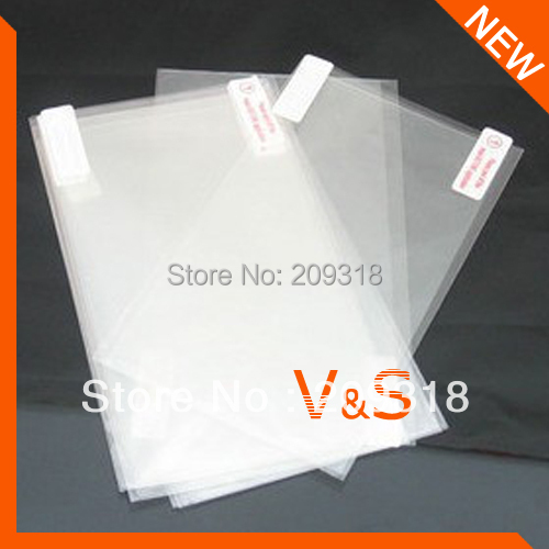 Universal 7 inch tablet screen protector guard lcd protective film tablet/MID/GPS/MP4 1 - China Super Market store