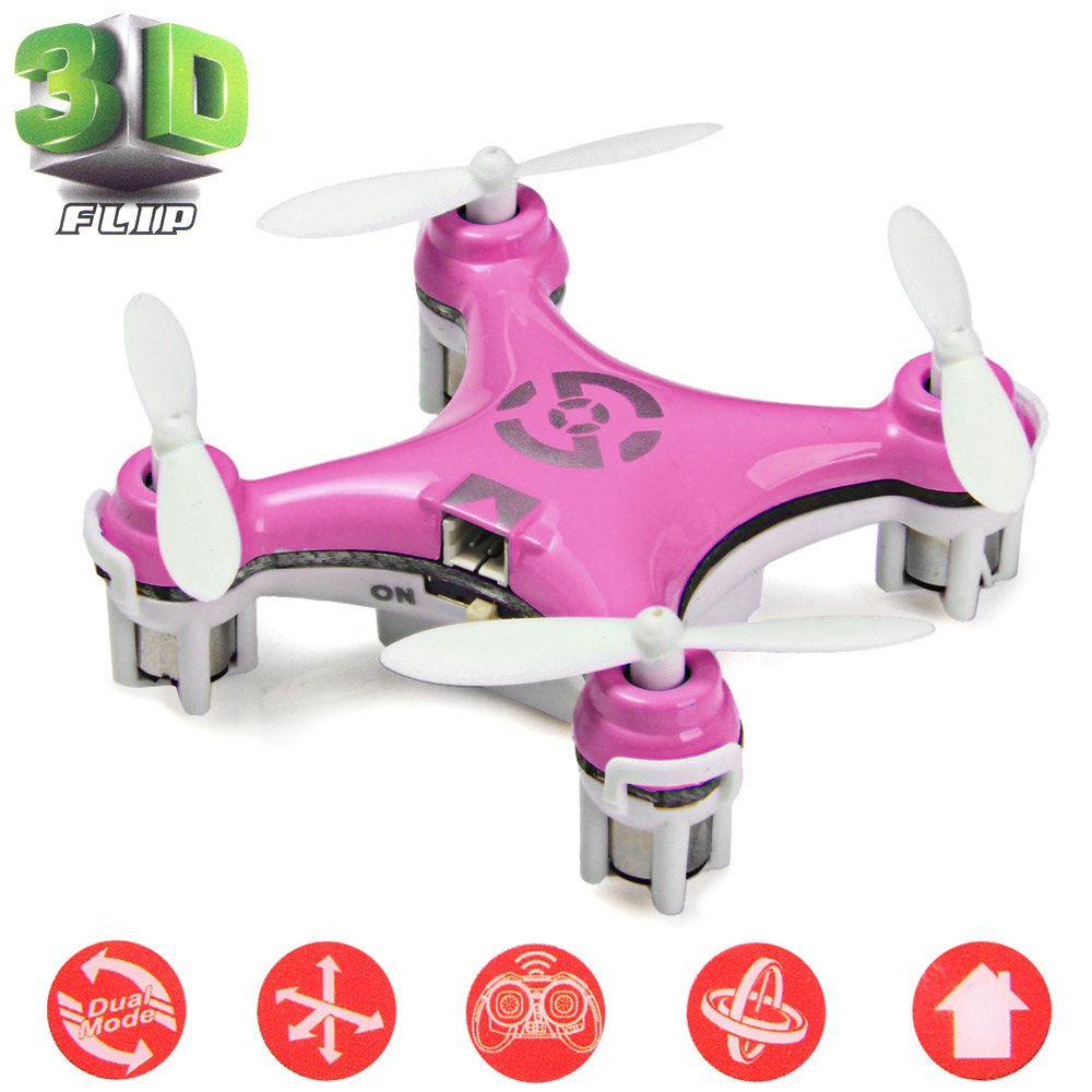 Cheerson CX - 10 Mini Quadcopter 4CH 6 Axis Gyro 2.4GHz RC Quad Copter 360 Degree Eversion Drone Dron Radio Control Helicopter(China (Mainland))