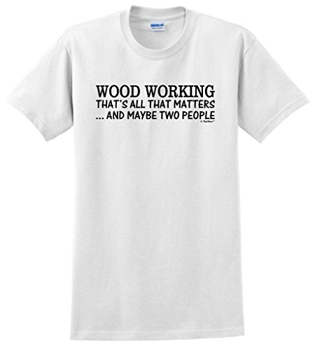 Wood Working That's All That Matters Two People Short Sleeve Graphic Crew Neck Top Tees For Women(China (Mainland))