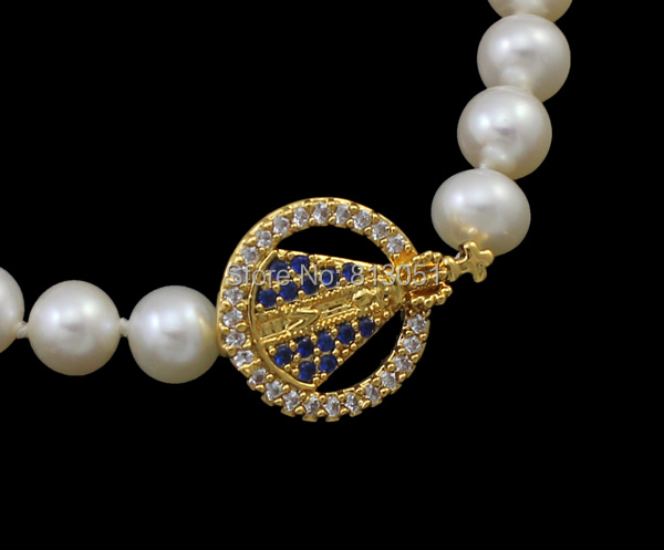 Free shipping!!!Freshwater Cultured Pearl Bracelet,wedding jewellery, Freshwater Pearl, brass lobster clasp<br>