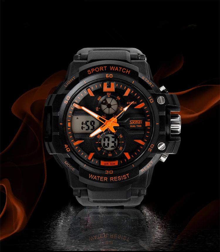 mens g sports watches digital quartz