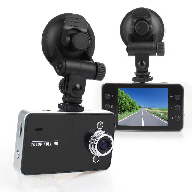 Автомобильный видеорегистратор DVR K6000 1080P HD Veicular dashcam Carcam автомобильный видеорегистратор none dvr 100% gs8000l h18b