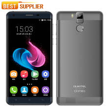 """Buy Stock Oukitel K6000 Pro Smartphone 6000mAh Android 6.0 Octa Core 5.5"""" MTK6753 3GB RAM 32GB ROM 13MP FDD LTE Mobile Phone -24hours On line-Brand Original phone Store) for $142.99 in AliExpress store"""