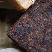 2008 years chinese yunnan puer tea 500g 250g x 2 pu er tea brick menghai old