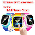 New Q80 GPS GSM Tracker Watch For Kids Children Smart 1 22 Touch Screen Watch With
