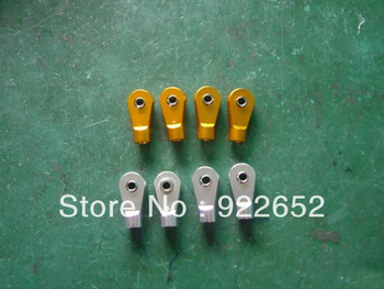 CNC ball end set of tie rod (PR543057M) spare parts of gas truck SY 1/5 4WD series