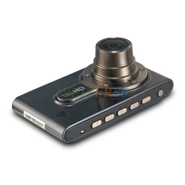 """A7 Ambarella A7LA50 Car DVR Video Recorder G95A Full HD 2304*1296 30fps 2.7""""LCD HDR G-Sensor H.264 Camera Video Recorder DashCam"""