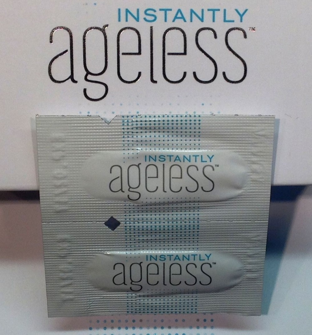 2Sachets Instantly Ageless Face Firming Lifting Cream Anti Aging Skin Care Products Anti Wrinkle Free Shipping