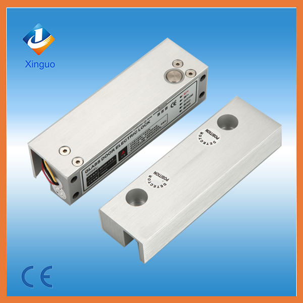 Fail Safe Electric Mortise Lock For Fully Frameless Glass Door(China (Mainland))