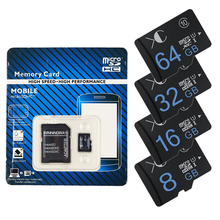 2016 New Arrived 4GB 8GB 16GB 32GB 64GB Class 10 Micro SD card TF card Flash Memory Card Mobile Series SDHC SD card wholesale(China (Mainland))