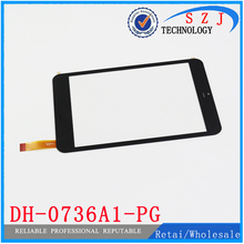 "Original 7.9"" inch Capacitive DH 0736A1 PG Touch screen digitizer panel Glass Sensor for Dexp Ursus 8E2 mini 3G Free Shipping"