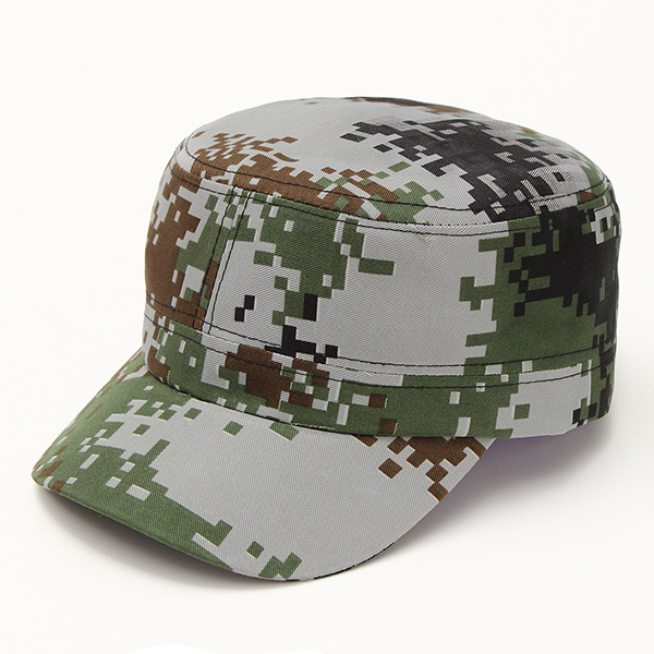 Promotional 5 Colors Unisex Fashionable Men Women Baseball Caps Sun Visor Army Camouflage Military Soldier Combat Hat Sport Cap(China (Mainland))