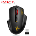 New 2 4GHz 1600DPI Wireless Mouse USB Receiver Optical Gaming Mouse for Pro Gamer for Laptop