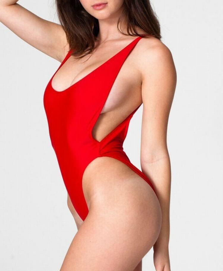 Женский закрытый купальник Swimsuit 3 1601