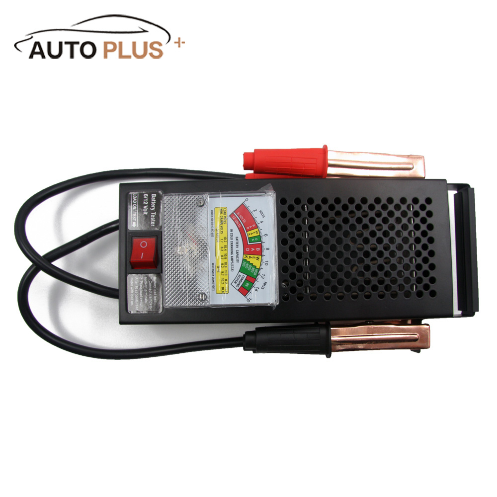 12V/6V Digital Alternator/Battery Indicator Tester Motorcycle Electric Outdoor Bike Bicycle Voltage Tester Diagnostic tool(China (Mainland))