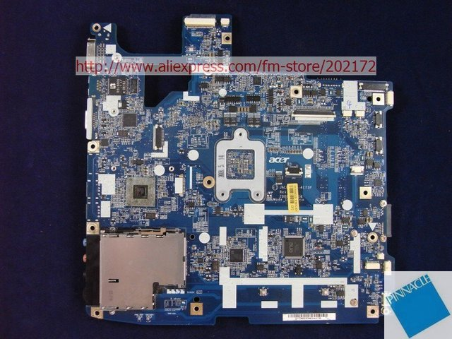 Laptop Motherboard FOR  ACER Aspire 5530 5530G MB.APV02.001 (MBAPV02001)  JALB0 L01 LA-4171P 100% TSTED GOOD