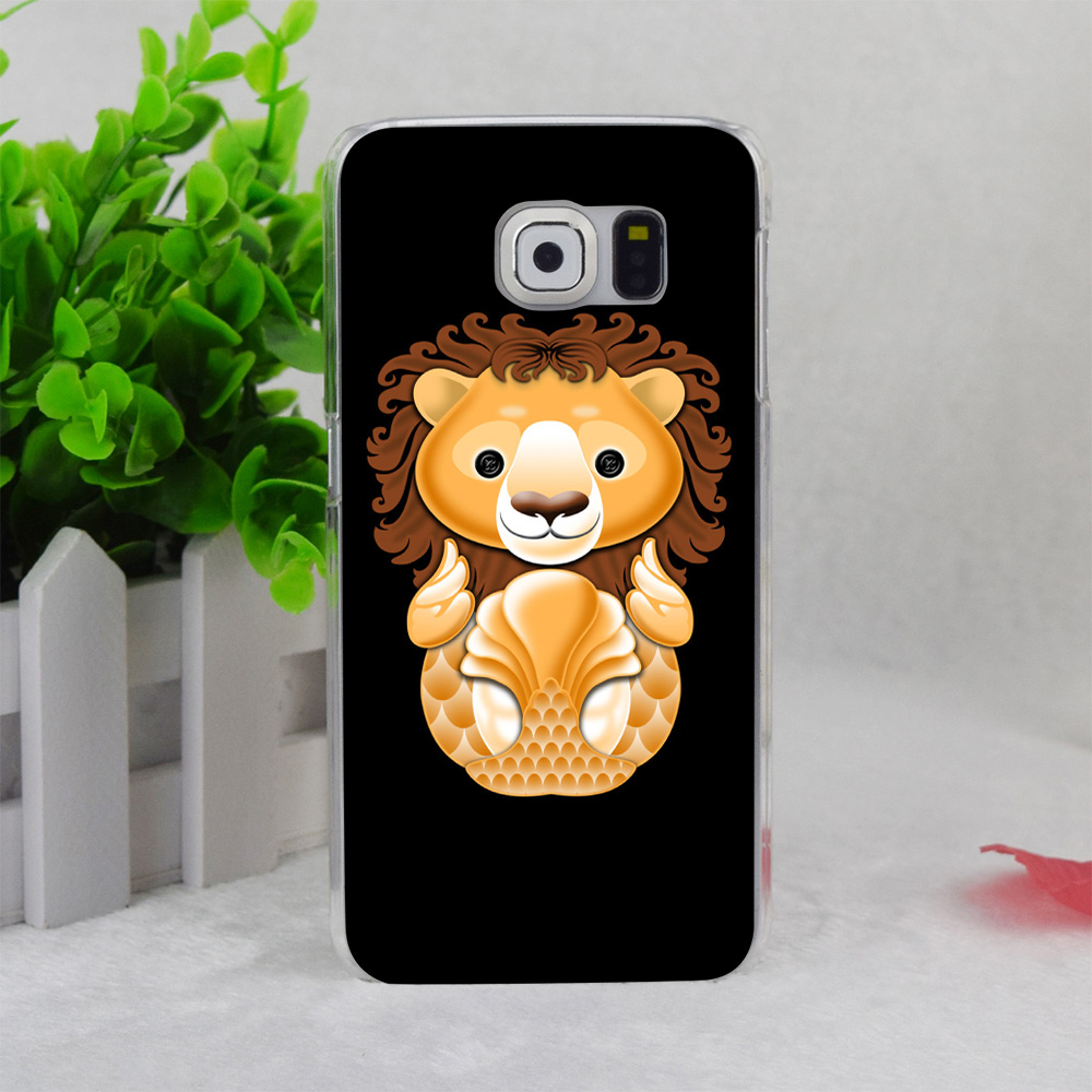 A3337 Singapore Merlion Transparent Hard Thin Case Cover For Samsung Galaxy Note3 Note4 Note5 A3 A5 A7 A8(China (Mainland))