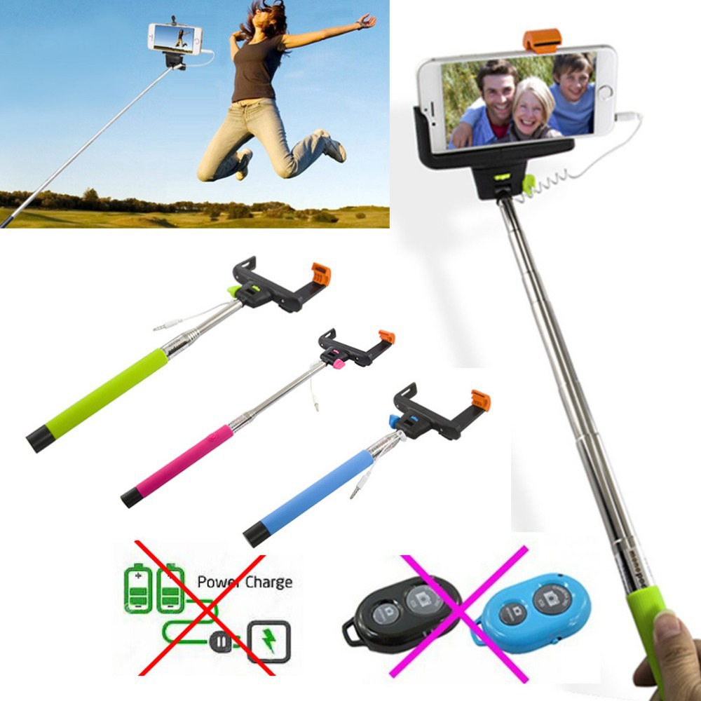 z07 5 extendable wireless bluetooth selfie monopod for iphone 5 6 ios samsung. Black Bedroom Furniture Sets. Home Design Ideas