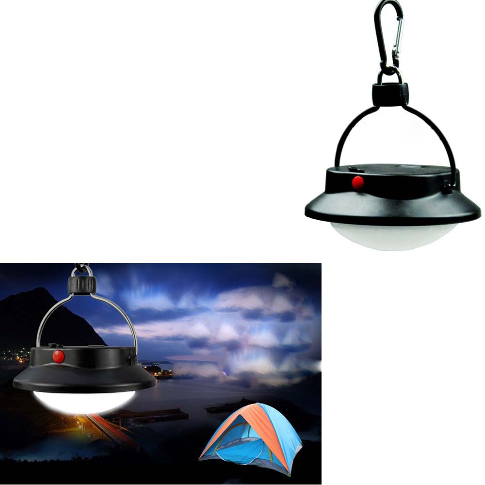 Outdoor Indoor Portable Camping 60 LED Lamp with Lampshade Circle Tent Lantern White Light Campsite Hanging Lamp(China (Mainland))
