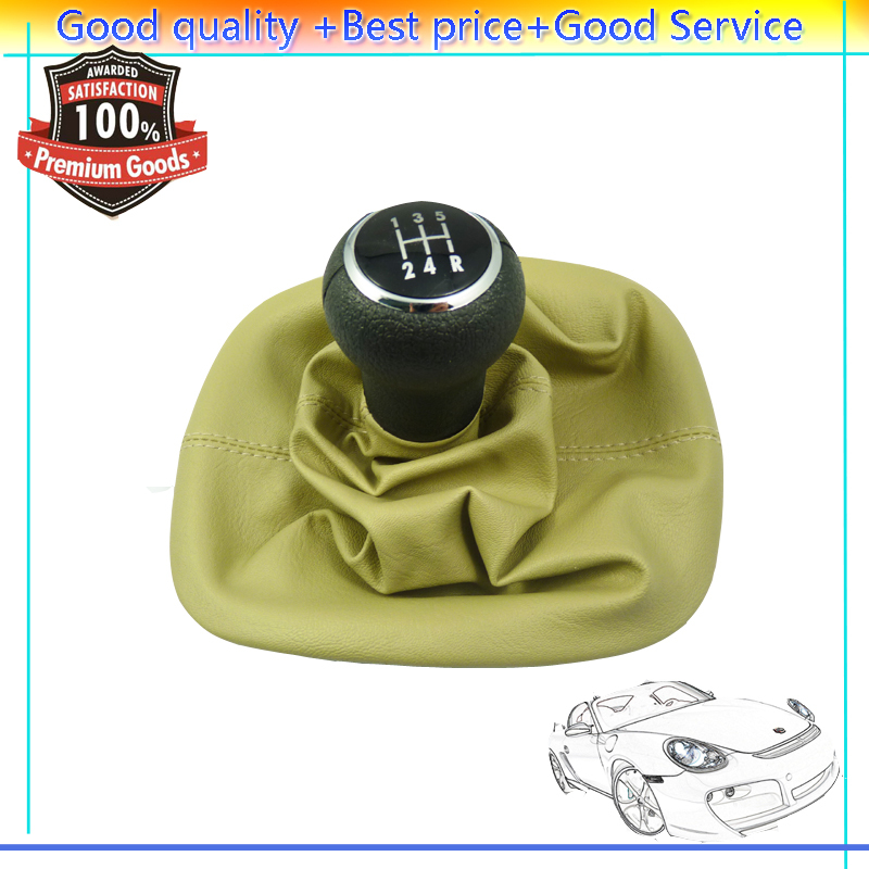 5-Speed Gear Shift Knob Gaitor Boot Left Front VW PASSAT B5 1996 1997 1998 1999 2001 2002 2003 2004 2005 (HDSQVW004) - Shanghai Xinyue Auto Parts Co,. Ltd. store