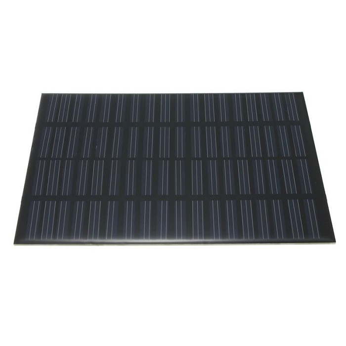 Hot Sale! Mini Solar Cell New Education Kits 1.5W18V Polycrystalline Solar Panel For 12V Battery Charger 10PCS/Lot Free Shipping(China (Mainland))