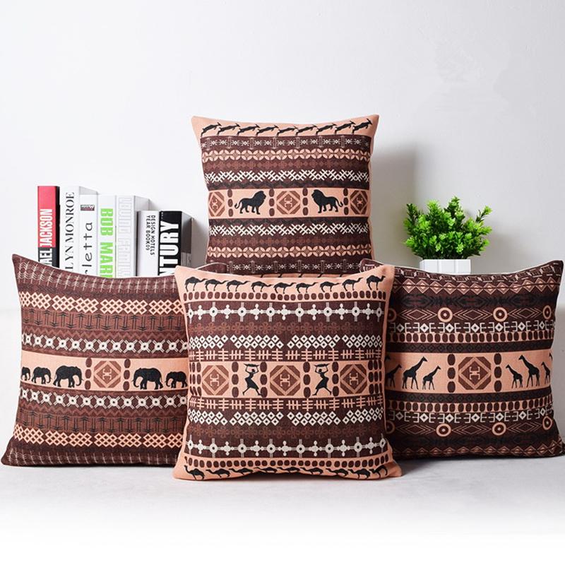 Achetez en gros style africain coussins en ligne des grossistes style afric - Canape style africain ...