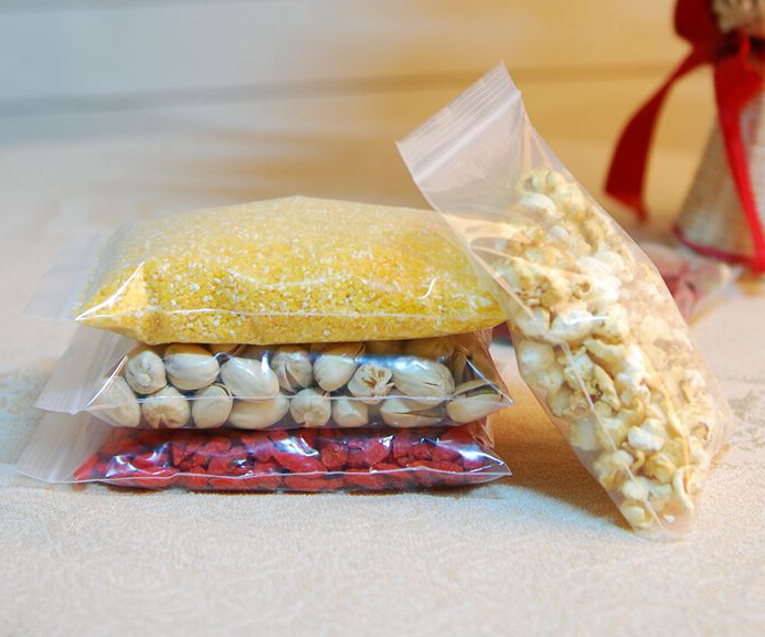 13*19cm 11C, Transparent Packing Bags , cheap plastic bags , bag zip(China (Mainland))