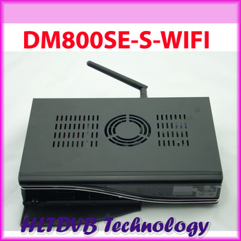 fedex Free Shipping Dm800hd se Satellite Receiver with wifi Enigma2 BCM4505 tuner dvb-s2 sim2.10 dm800se at stock