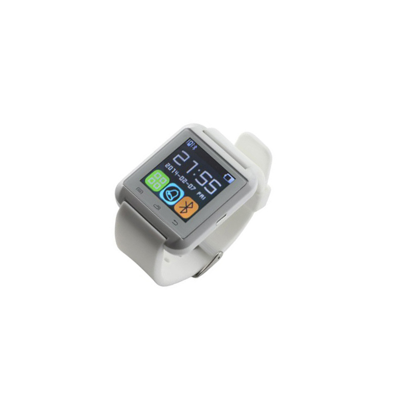The Smallest Android Wrist Card Smart Watch Mobile Phone Circular Smart Watch(China (Mainland))