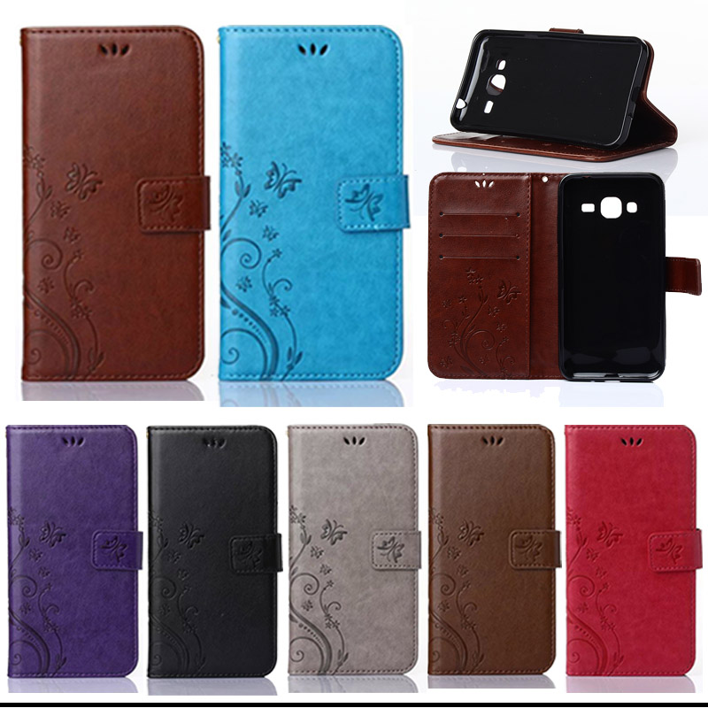 new luxury wallet flip leather case cover for coque samsung galaxy j3 j300 j3000 mobile phone. Black Bedroom Furniture Sets. Home Design Ideas