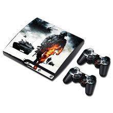 skin sticker for playstation3 video games PVC vinyl sticker for jogo ps3 for ps3 slim controller skin