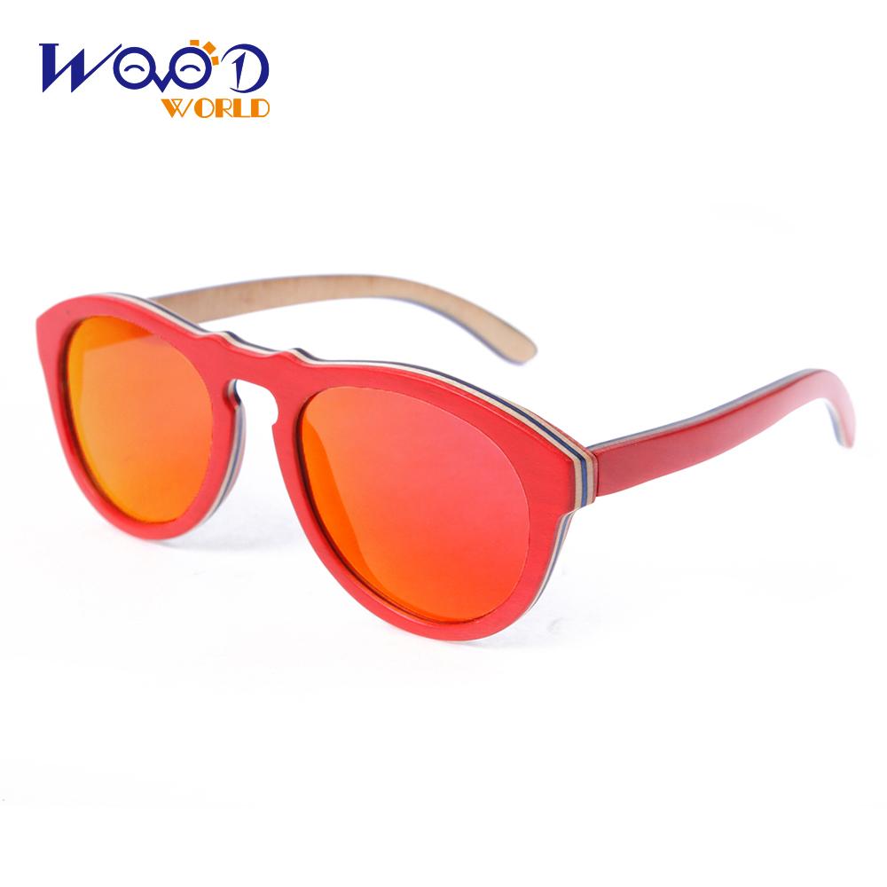 new arrival Bamboo Sunglass 2016 Fashion Wooden Sunglasses Men Women Sun Glasses(China (Mainland))
