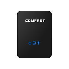 New Wireless-N Wifi Repeater 802.11N/B/G Network Router Range Expander 150Mbps 2dBi Antenna  EU Plug(China (Mainland))