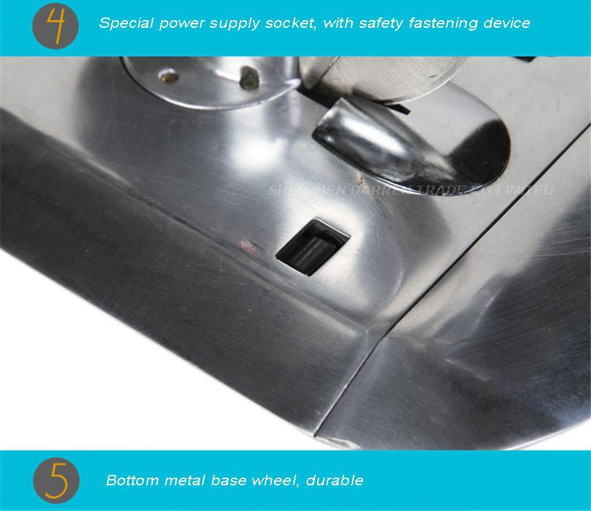 Buy 2pcs CZ-Y120 type Blade Diameter 120MM  110V/220V Electric Cloth Cutter Fabric Round Knife Cutting Machine cheap