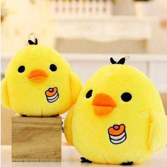 8 дюймов Милый Курица, Фаршированная & Плюшевые Игрушки Животных Для Детей Подарок На День Рождения Игрушки Куклы Комфорт Peluches Игрушки