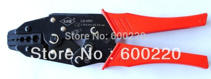 wholesale RG58 Crimping Tool for LS-05H crimping coaxial cable RG58, RG59, RG62, RG6, BNC crimp tool(China (Mainland))