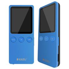 "1.8"" RUIZU MP4 Player Ultrathin 8GB Hifi Lossless 200 Hours with FM Clock B sports mp4 Digital Mp4 hd digital mp4 recorder ANG(China (Mainland))"