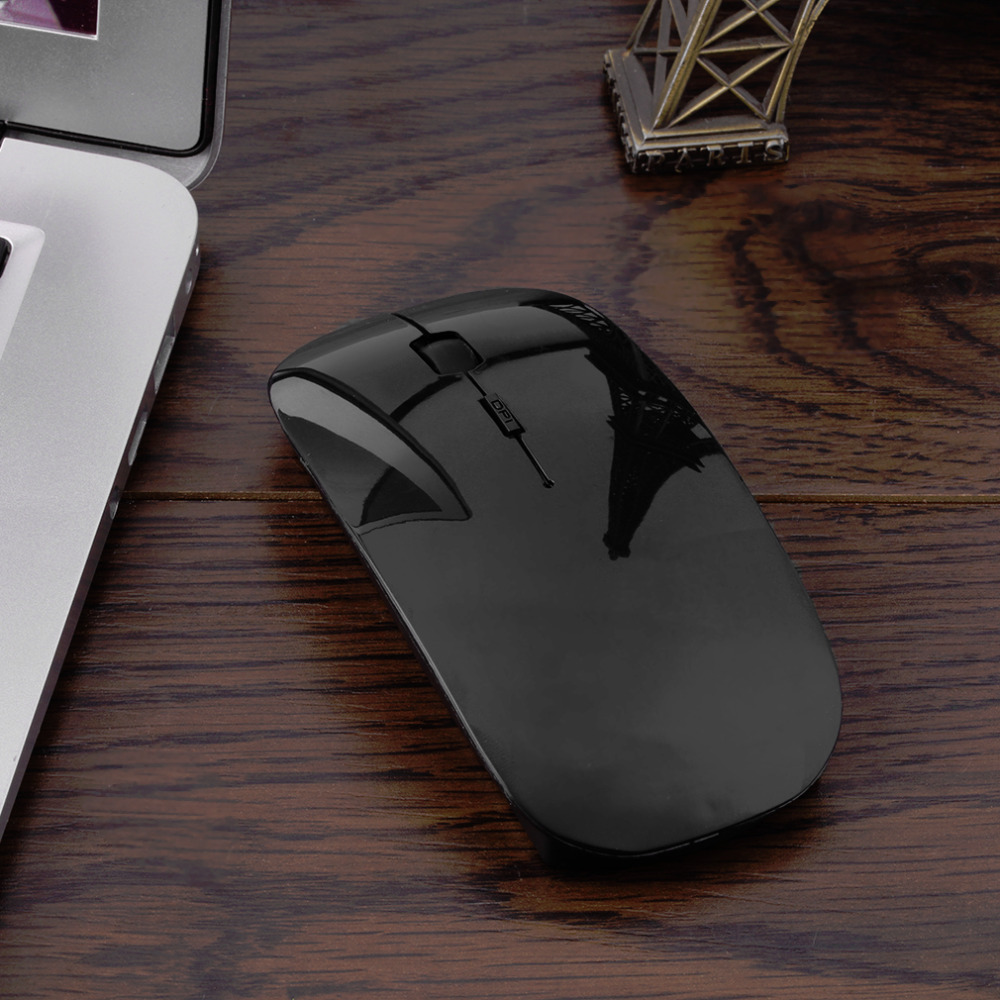 Portable Rechargeable Bluetooth 3.0 Wireless Mouse For Laptop PC Tablets(China (Mainland))