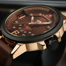 Buy NAVIFORCE New Luxury Brand Men Army Military Wrist Watches Men's Quartz Date Clock Male Leather Sports Watch Relogio Masculino for $15.83 in AliExpress store