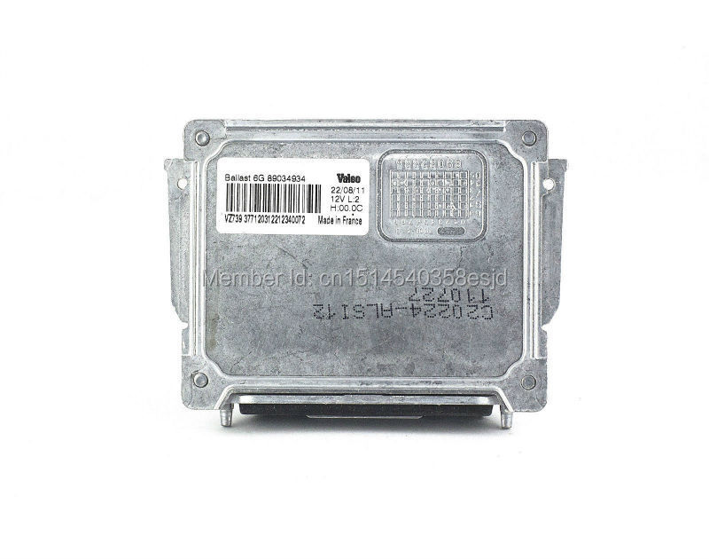 2011-2013 For Jeep Grand Cherokee Headlight Xenon HID Ballast Control Unit 93186542(China (Mainland))