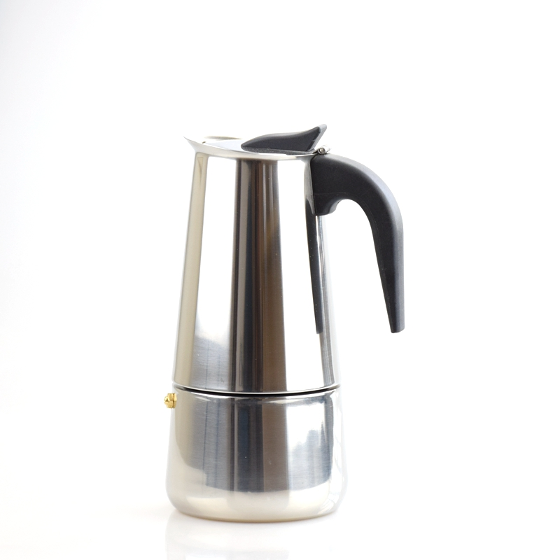 Espresso coffee pots cafeteiras inox 2 4 6 9 cups for Best coffee percolator