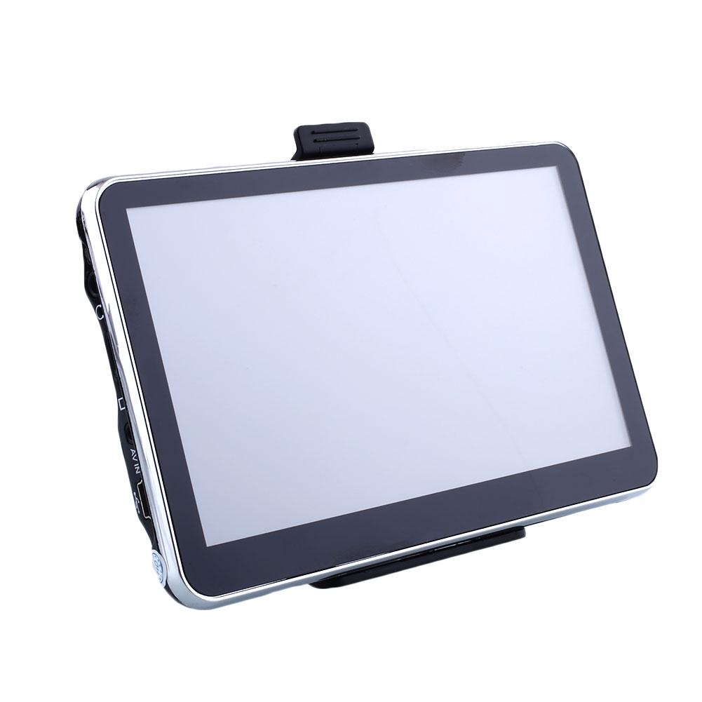 "5"" Inch HD Screen 4GB Touch Auto Bluetooth Portable Sunshade Navigator GPS SAT NAV Russia Free Maps(China (Mainland))"
